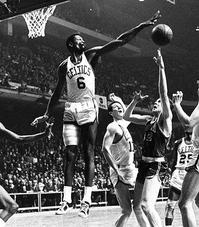 Bill Russell blockings