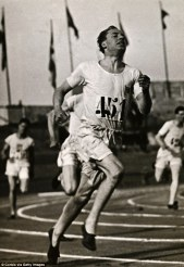 Eric Liddell Running