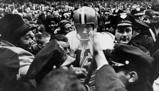 1964 Cleveland Browns Win