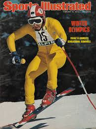 Franz Klammer Sports Illustrated