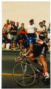 Eric Heiden Cyclist