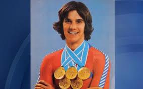 Eric Heiden Gold Medals