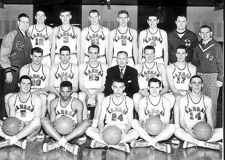 1952 Kansas Jayhawks