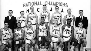 1960 Cinncinati Basketball