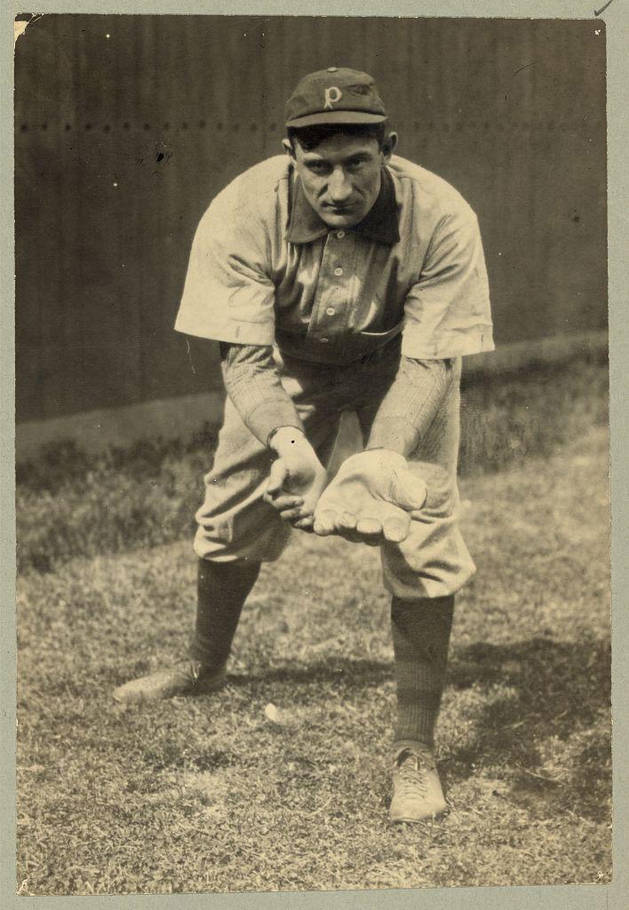 Honus Wagner Fielding