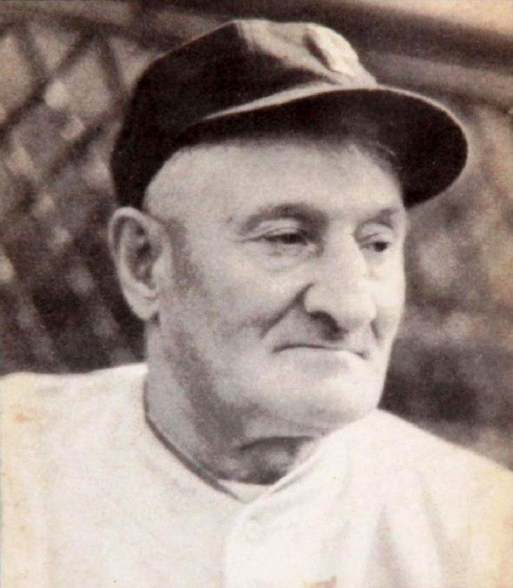 Honus Wagner old