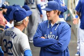 Koufax and Kershaw