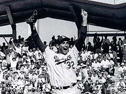 Sandy Koufax World Series