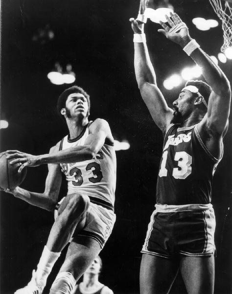 Kareem and Chamberlin
