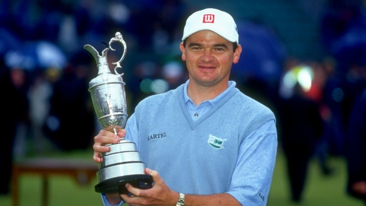 Paul Lawrie British Open