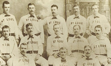 St. Louis Browns 1880s